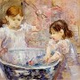 Berthe Morisot. Children at the Basin.