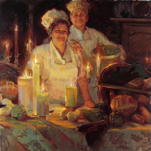 Daniel F. Gerhartz. Glow.