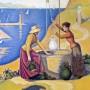 Paul Signac. Women at the well. 1892-93
