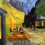Vincent van Gogh. Cafe Terrace at Night. 1888. Kröller-Müller Museum